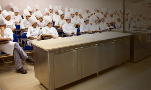 Here are the 12 top international culinary schools that will participate in the Cinco Jotas International Tapa Award.